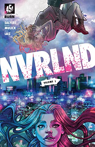 NVRLND The Complete Graphic Novel