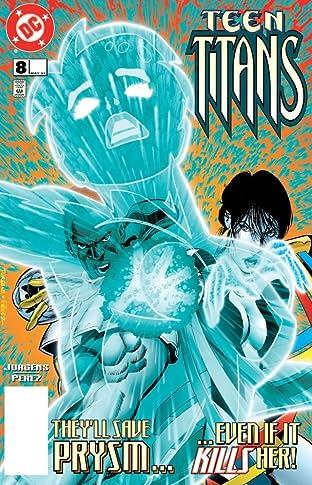 Teen Titans (1996-1998) #8