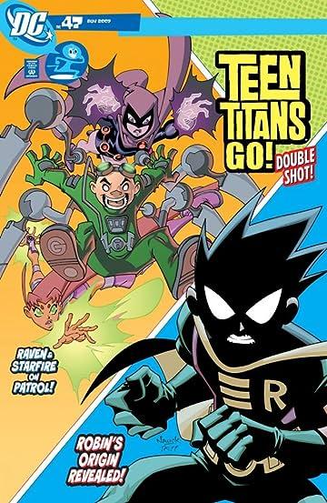 Teen Titans Go! (2004-2008) #47
