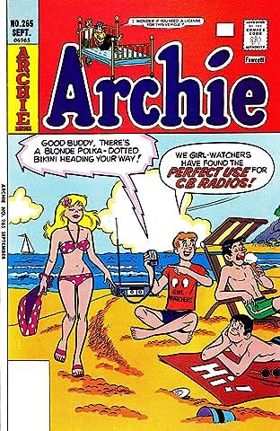 Archie #265