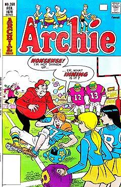 Archie No.268