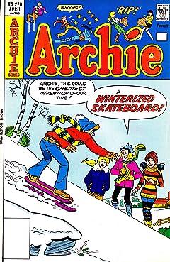 Archie No.270