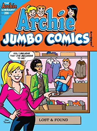 Archie Comics Double Digest No.286