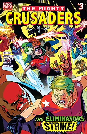 The Mighty Crusaders (2017-) No.3