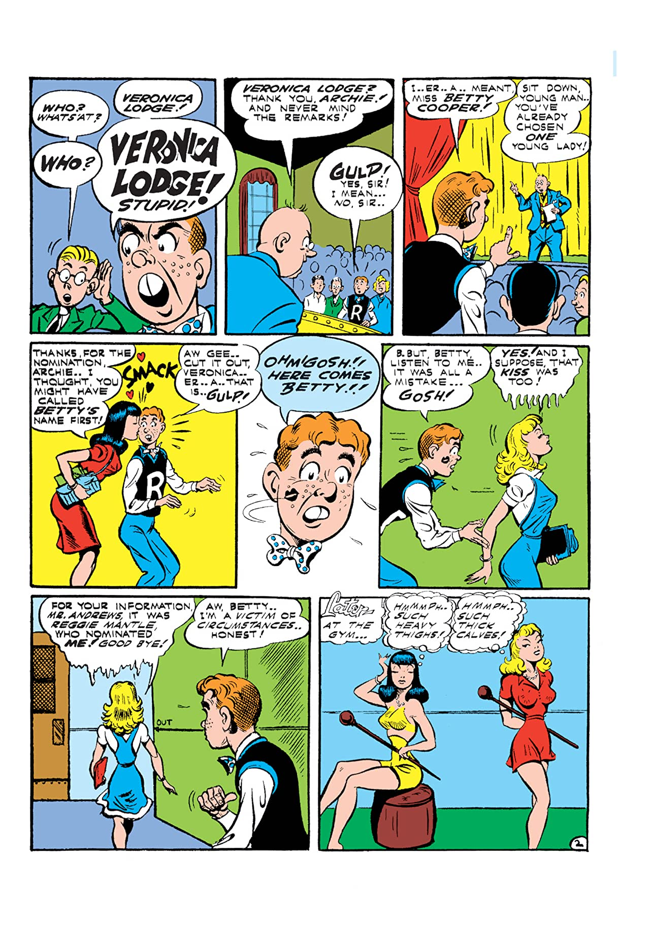 The Best of Archie Comics: Betty & Veronica Vol. 2