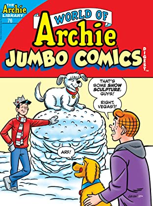 World of Archie Comics Digest No.76