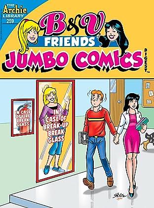 B & V Friends Comics Digest #259