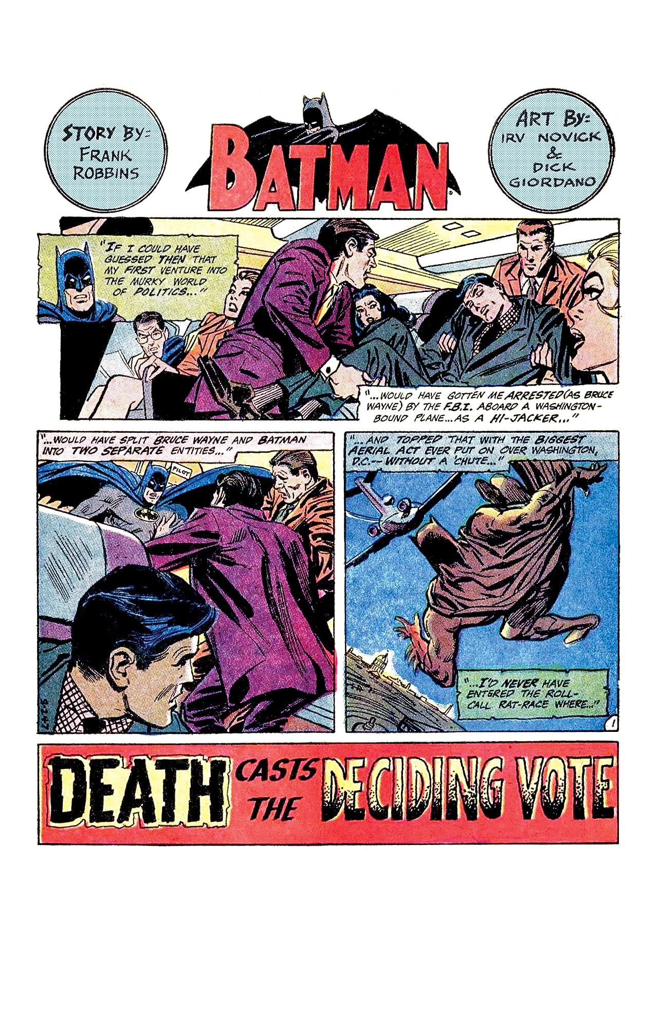 Batman (1940-2011) #219