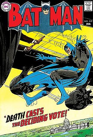 Batman (1940-2011) No.219