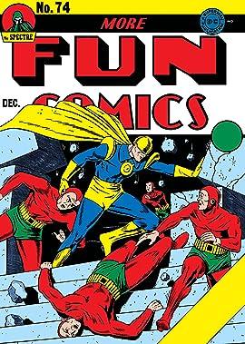 More Fun Comics (1936-1947) #74-75
