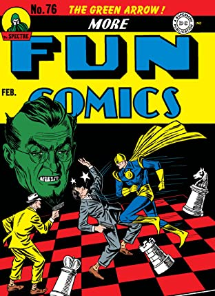 More Fun Comics (1936-1947) No.76