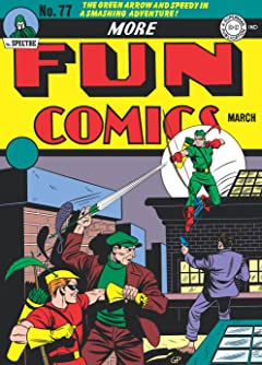 More Fun Comics (1936-1947) No.77