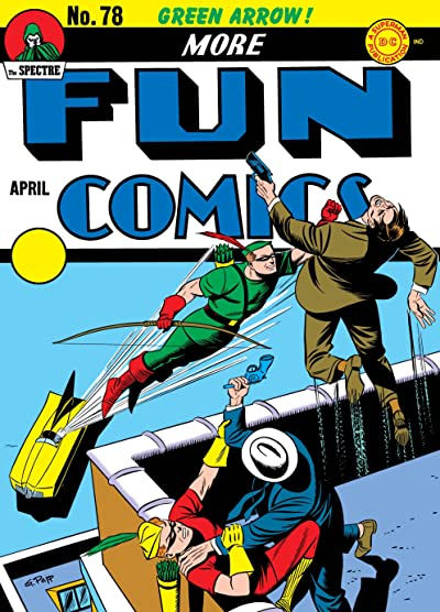 More Fun Comics (1936-1947) #78
