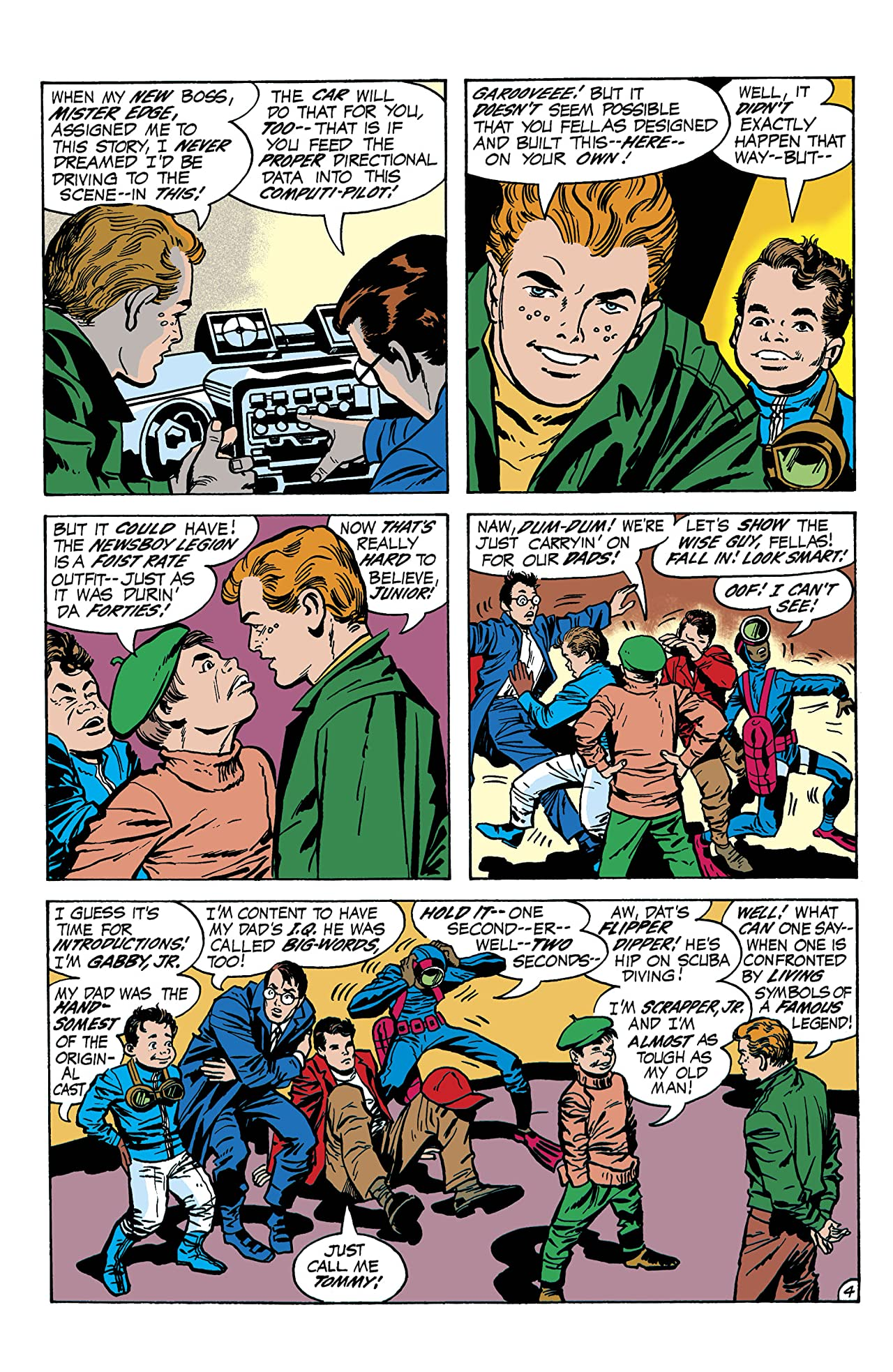 Superman's Pal, Jimmy Olsen (1954-1974) #133