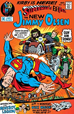 Superman's Pal, Jimmy Olsen (1954-1974) No.133