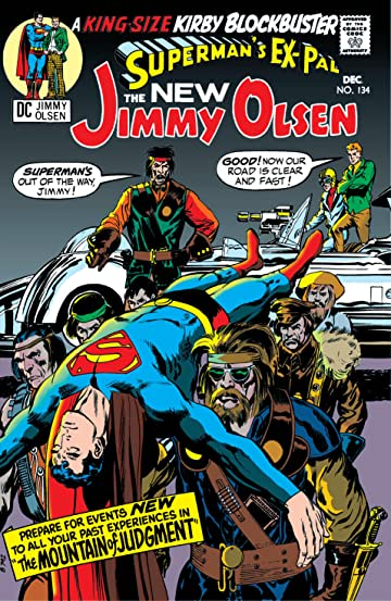 Superman's Pal, Jimmy Olsen (1954-1974) #134