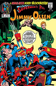 Superman's Pal, Jimmy Olsen (1954-1974) No.135