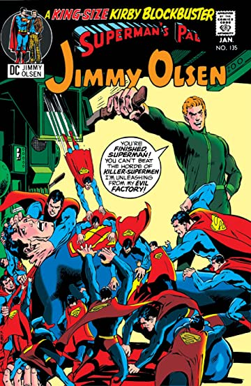 Superman's Pal, Jimmy Olsen (1954-1974) #135