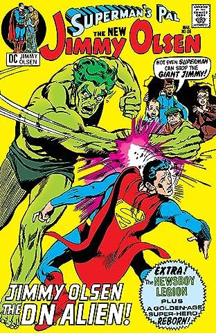 Superman's Pal, Jimmy Olsen (1954-1974) #136