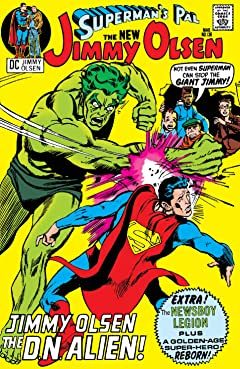 Superman's Pal, Jimmy Olsen (1954-1974) No.136