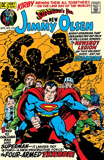 Superman's Pal, Jimmy Olsen (1954-1974) #137