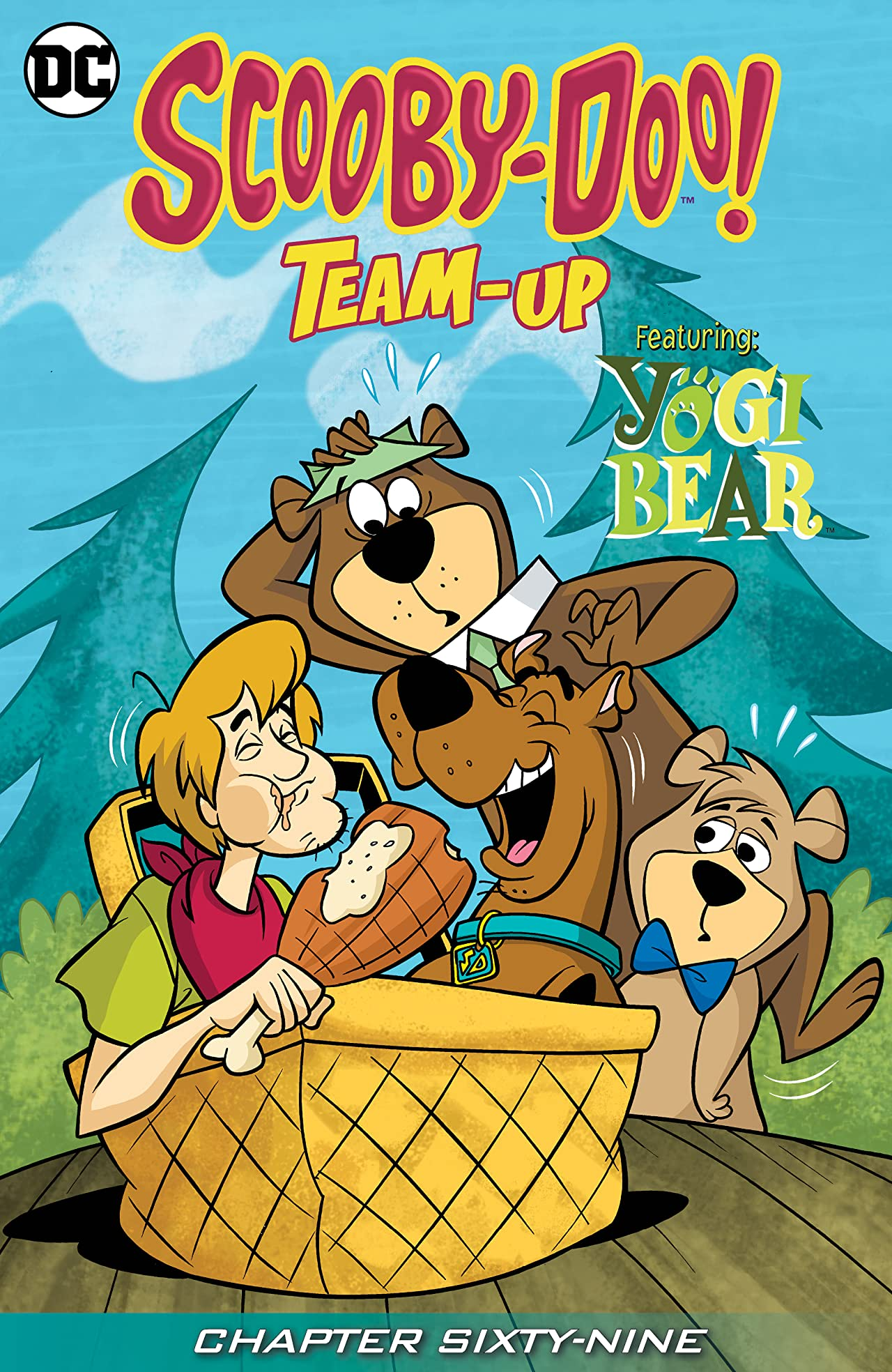 Scooby-Doo Team-Up (2013-) #69