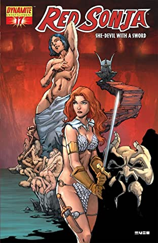 Red Sonja: She-Devil With a Sword #17