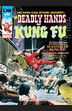 Deadly Hands of Kung Fu (1974-1977) No.2