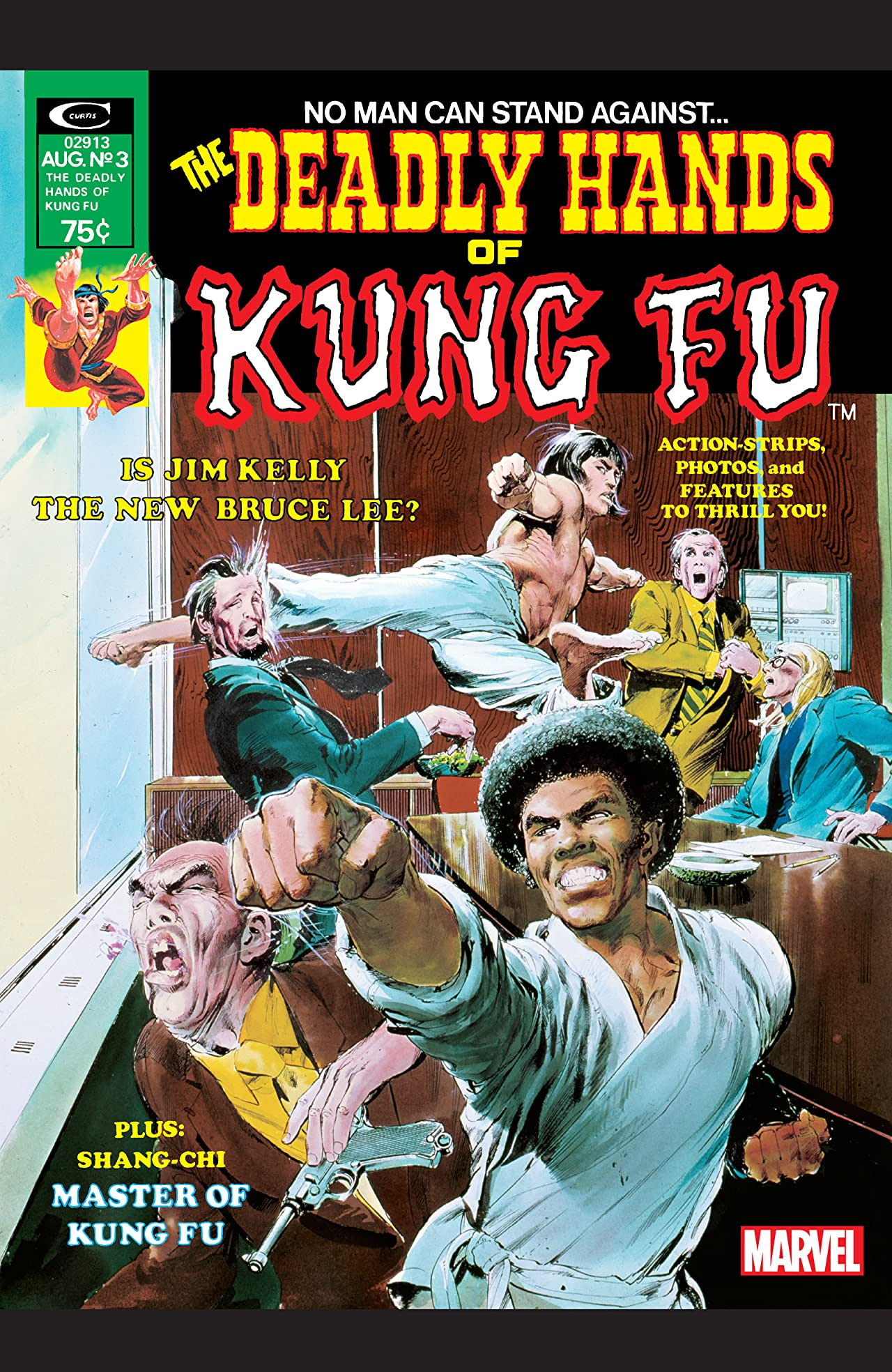 Deadly Hands of Kung Fu (1974-1977) #3
