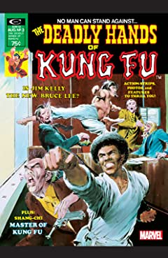 Deadly Hands of Kung Fu (1974-1977) No.3