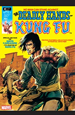 Deadly Hands of Kung Fu (1974-1977) No.4