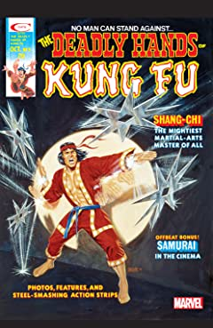 Deadly Hands of Kung Fu (1974-1977) No.5