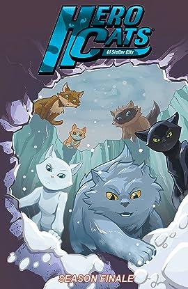 Hero Cats of Stellar City Vol. 7: Season Finale