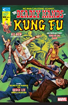 Deadly Hands of Kung Fu (1974-1977) No.6