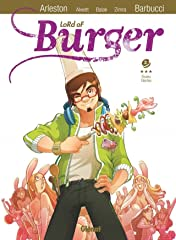 Lord of burger Vol. 2: Etoiles Filantes
