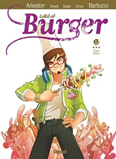 Lord of burger Tome 2: Etoiles Filantes
