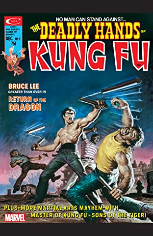 Deadly Hands of Kung Fu (1974-1977) #7