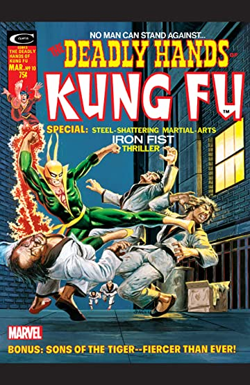 Deadly Hands of Kung Fu (1974-1977) #10