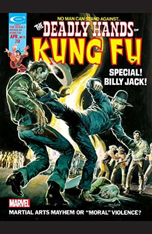 Deadly Hands of Kung Fu (1974-1977) #11