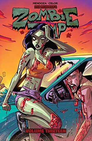 Zombie Tramp Vol. 13