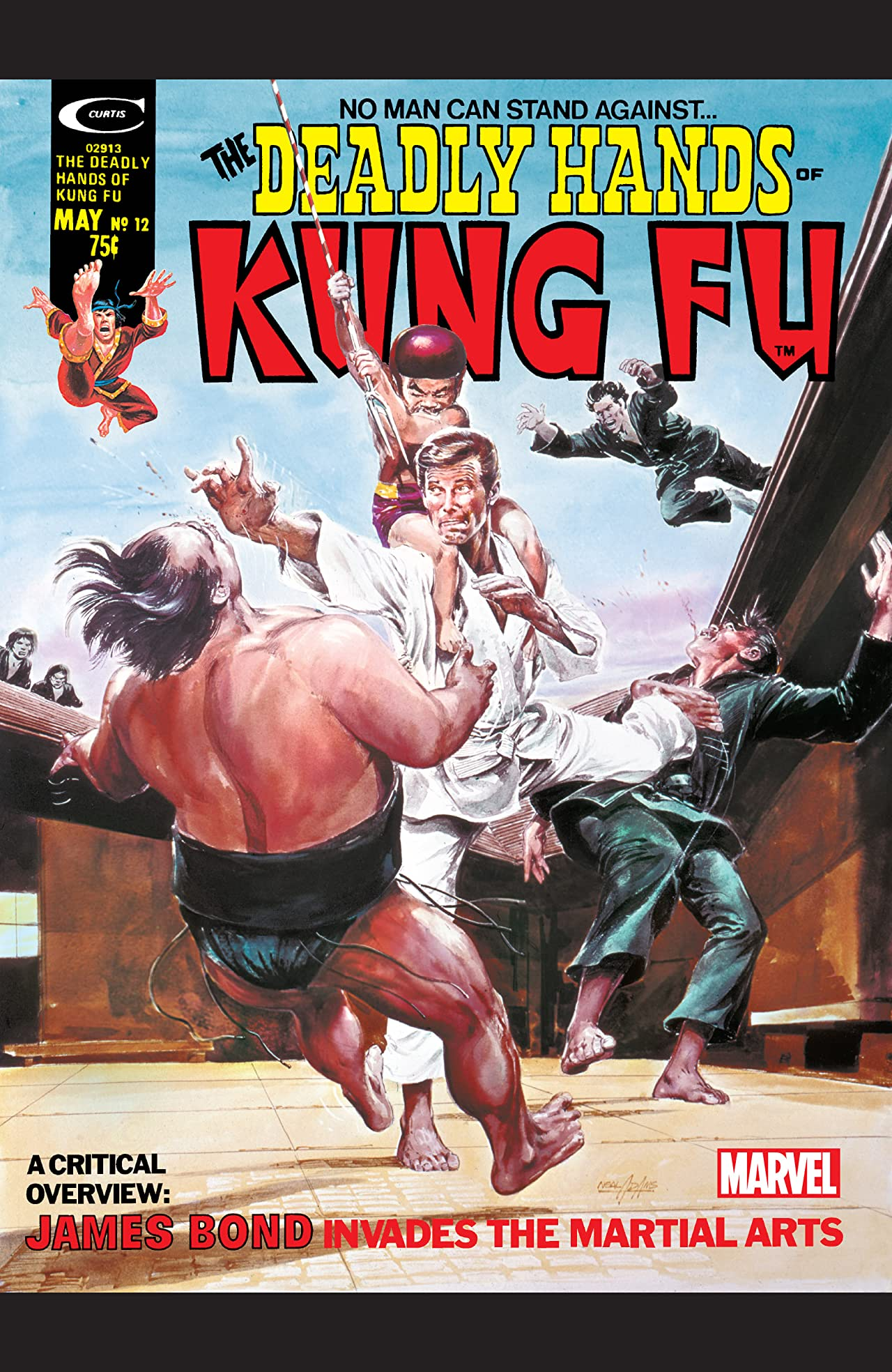 Deadly Hands of Kung Fu (1974-1977) #12