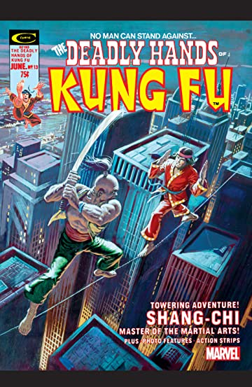 Deadly Hands of Kung Fu (1974-1977) #13