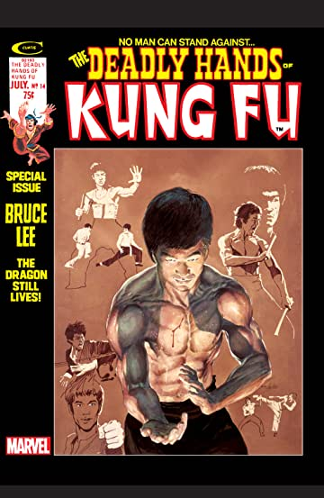 Deadly Hands of Kung Fu (1974-1977) #14