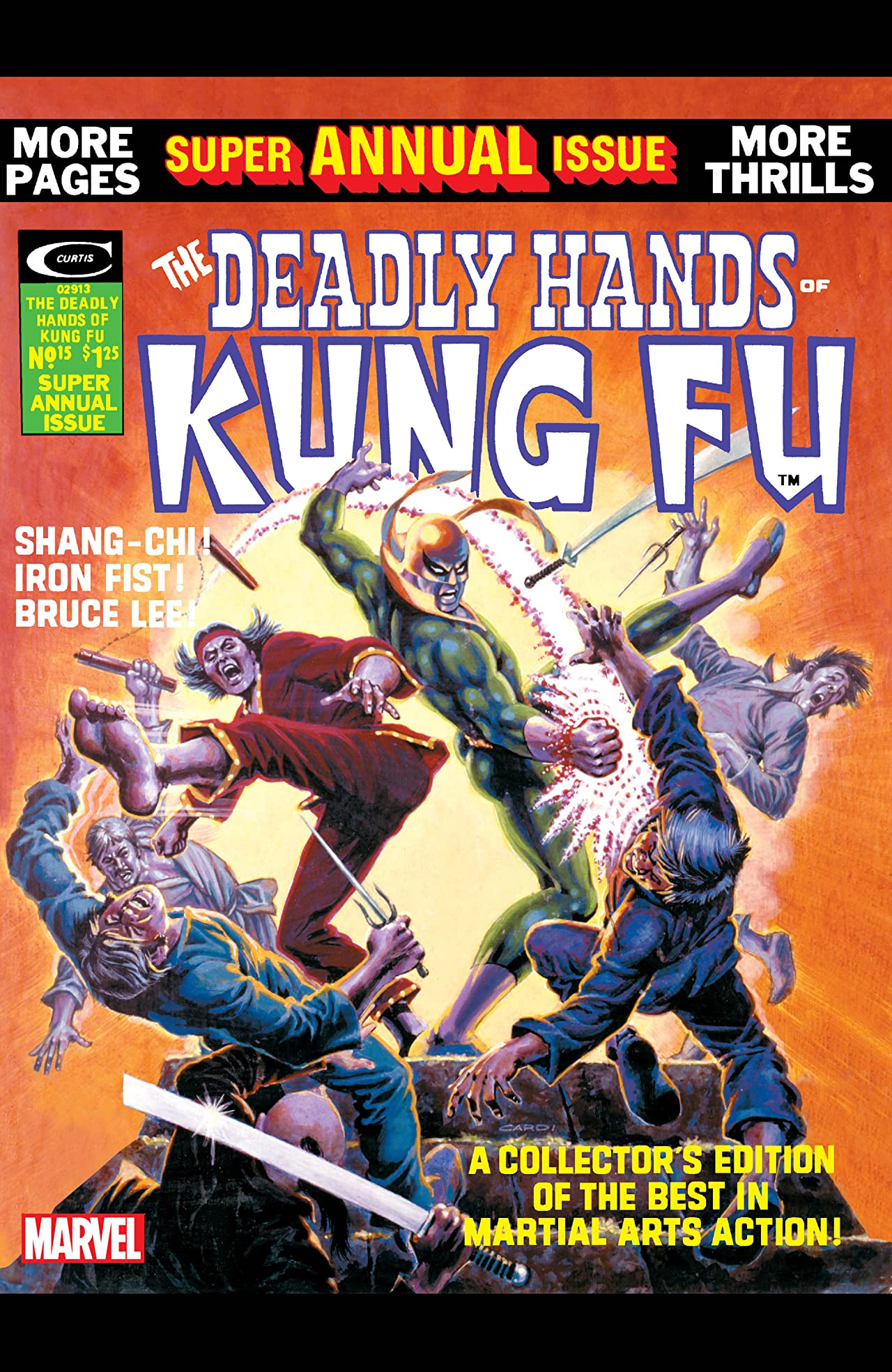 Deadly Hands of Kung Fu (1974-1977) #15