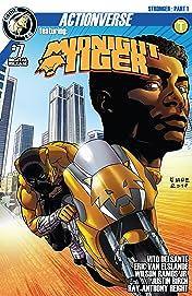 Actionverse: Midnight Tiger #7
