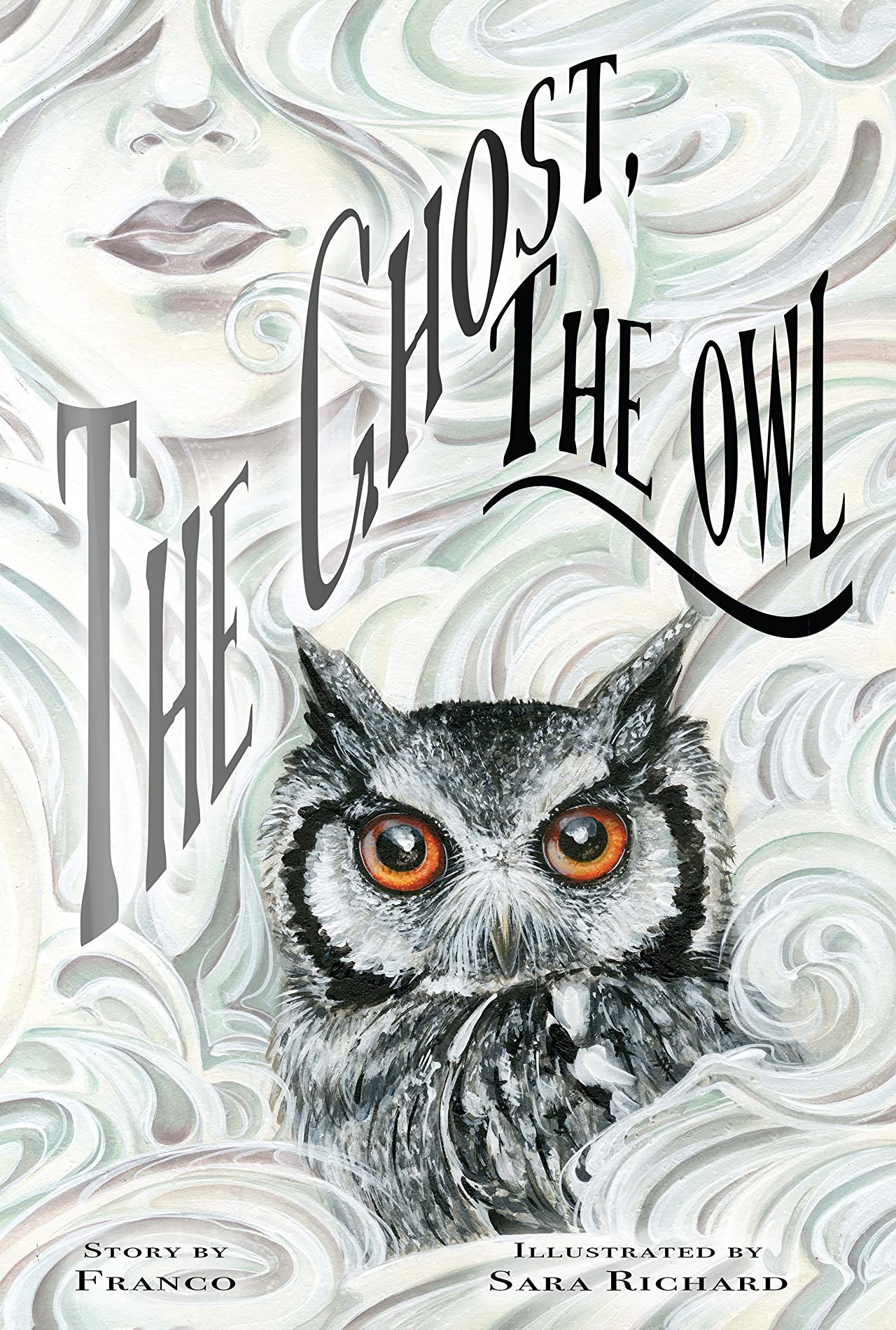 The GHOST, The OWL Vol. 1