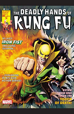 Deadly Hands of Kung Fu (1974-1977) #19
