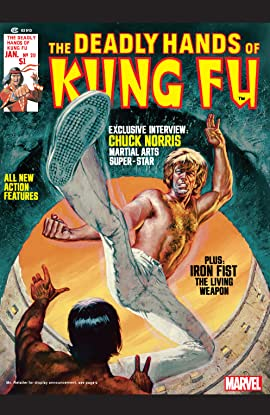 Deadly Hands of Kung Fu (1974-1977) #20