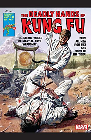Deadly Hands of Kung Fu (1974-1977) #21