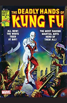 Deadly Hands of Kung Fu (1974-1977) #22